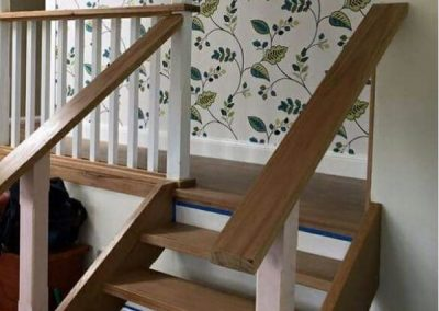 Internal stairs and fit outs